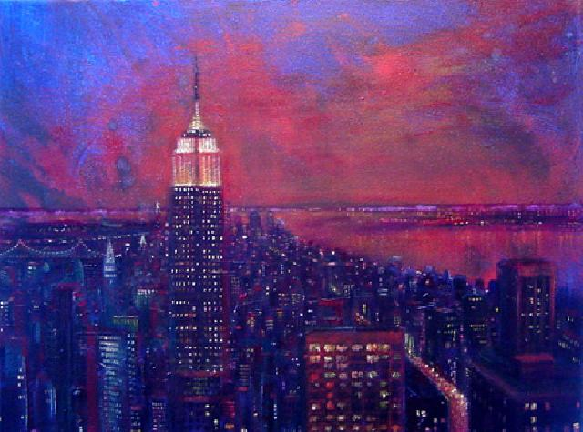 Allan Linder - Luminous Vista World Class Artist