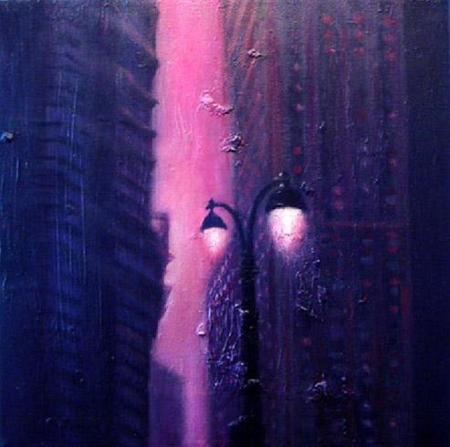 Allan Linder - Guided By Light World Class Artist