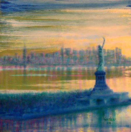 Allan Linder - Where The Day World Class Artist