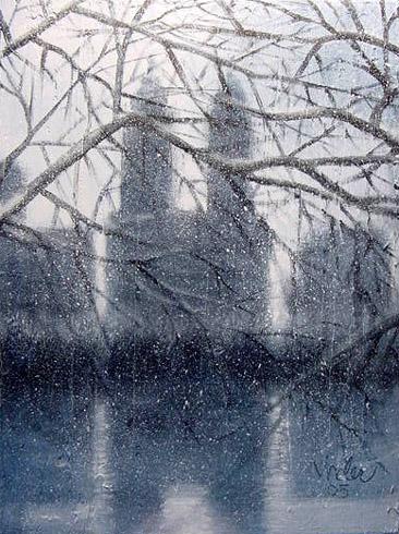 Allan Linder - Halcyon Repose World Class Artist
