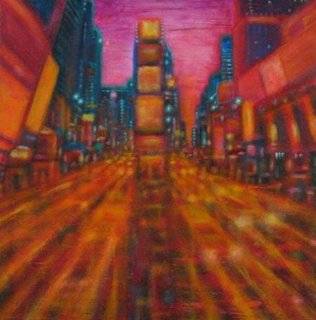 Allan Linder - Center Of It All World Class Artist
