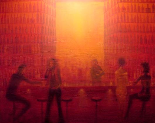 Allan Linder - Red Bar World Class Artist