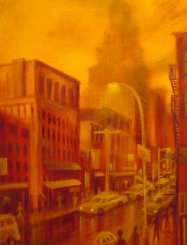 Allan Linder - Streets Of Gold World Class Artist