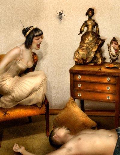 Aunia Kahn - Intruder Alert World Class Artist