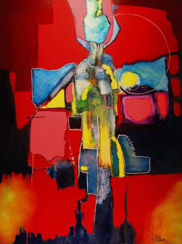 Stuart Allen Walker - Watcher World Class Artist
