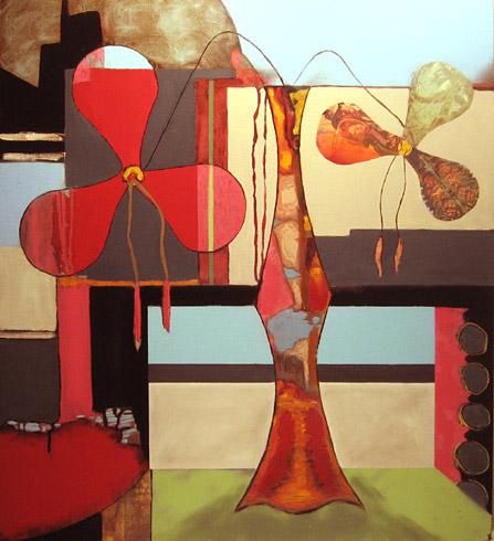 Stuart Allen Walker - Flowers #7 World Class Artist