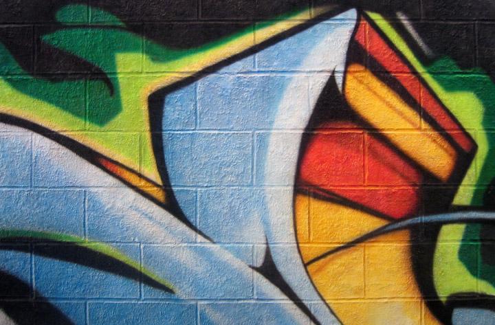 Graffiti Design  - Nolan Haan World Class Artist