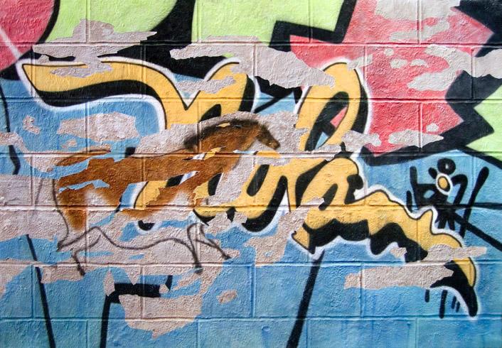 Graffiti Cave - Nolan Haan World Class Artist