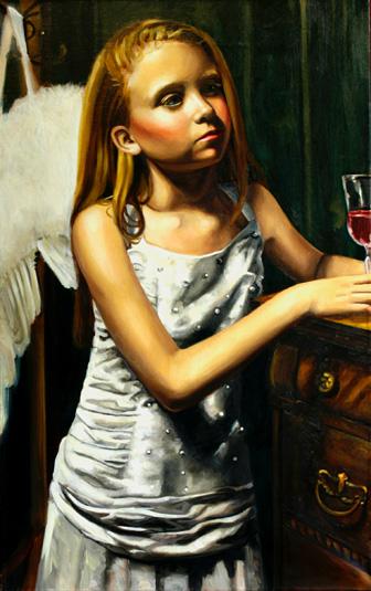 Mary Logan By Anna Weber - New York Illustrator World Class Artist