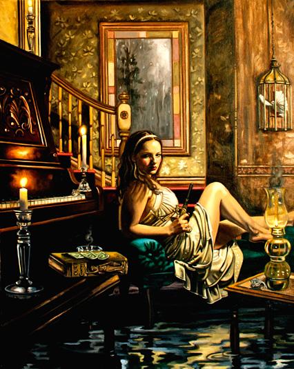 The Flood - Anna Weber World Class Artist