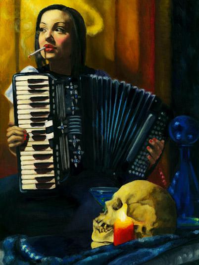 Amber Marie Death Song - Anna Weber World Class Artist