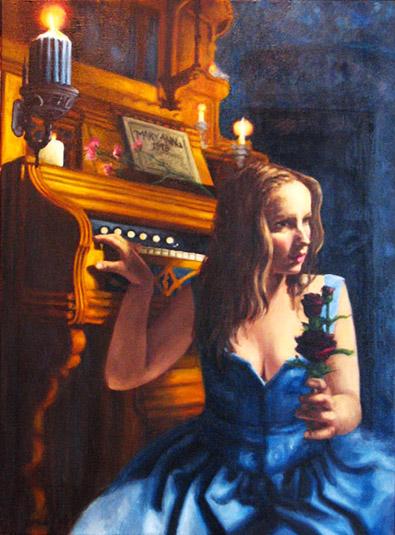 Funeral Parlor - Anna Weber - New York Illustrator World Class Artist