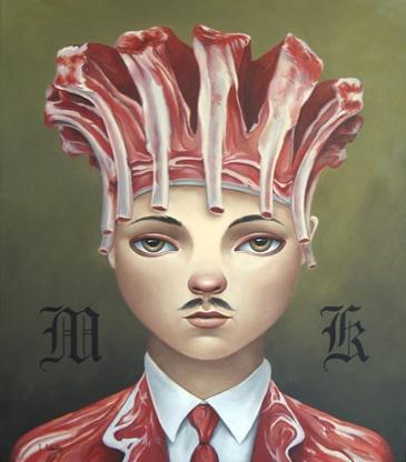 The Meat King - Scott Scheidly World Class Artist