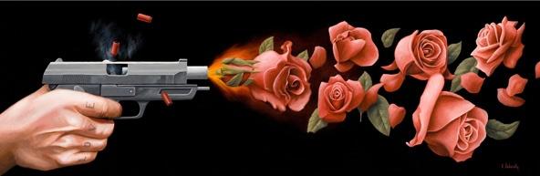 Hate Killer - Scott Scheidly World Class Artist