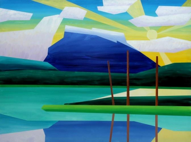 Alicia Surveyer - Vermillion Lakes World Class Artist