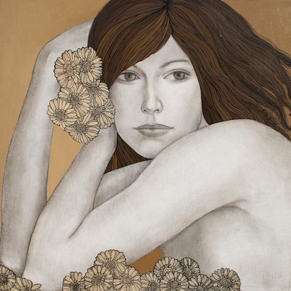 Gerberas | Olga Gouskova - Belgium Artist World Class Artist