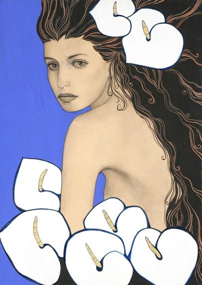 Seven | Olga Gouskova - Belgium Artist World Class Artist