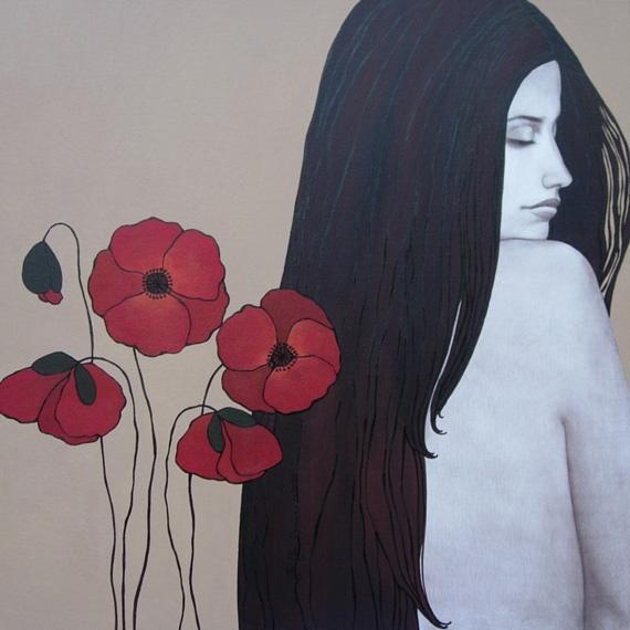 Silence | Olga Gouskova - Belgium Artist World Class Artist