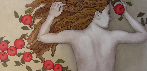 Apple Dream | Olga Gouskova - Belgium Artist World Class Artist