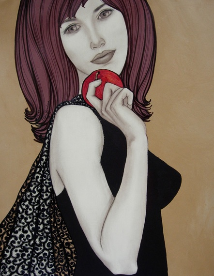 Apple | Olga Gouskova - Belgium Artist World Class Artist