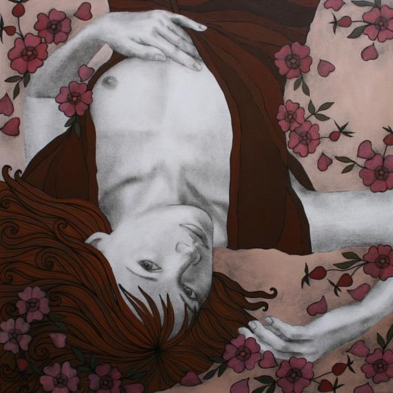 Fiori   Olga Gouskova - Belgium Artist World Class Artist