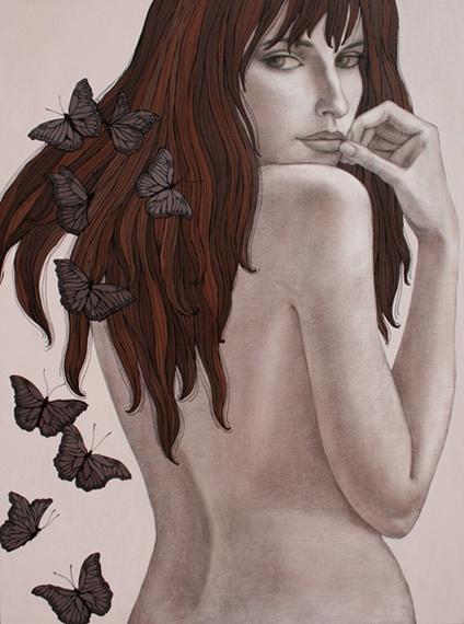 Papillon | Olga Gouskova - Belgium Artist World Class Artist