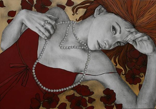 Pearl | Olga Gouskova - Belgium Artist World Class Artist
