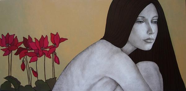 Lonely | Olga Gouskova - Belgium Artist World Class Artist