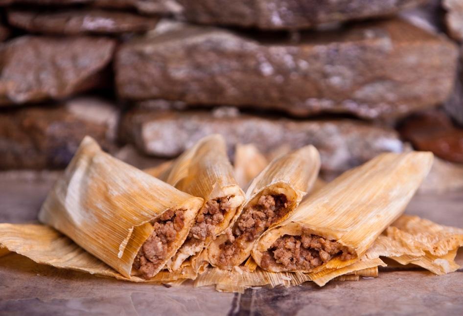 Mitas' Authentic Tamales - The Photo ! ArtStudio54