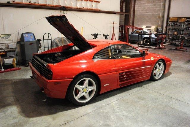 Ferrari Repair Image | Eurohaus ArtStudio54