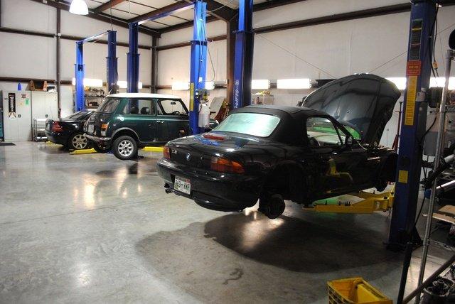 BMW And Mini Cooper Repair Image | Eurohaus Images ArtStudio54