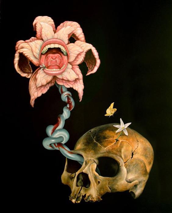 Scott Scheidly - Birth World Class Artist