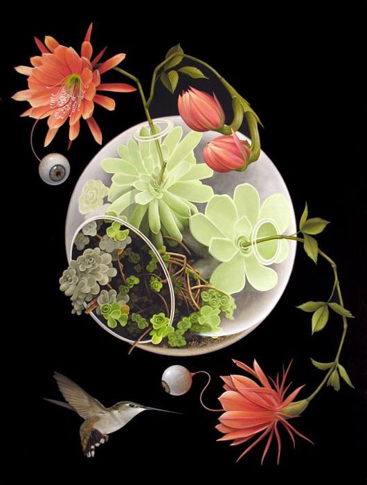 Scott Scheidly - Terrarium World Class Artist