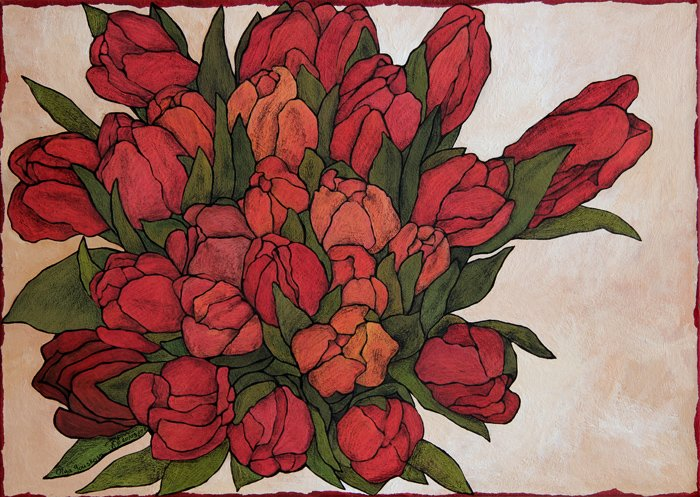 Olga Gouskova - Declaration of Love Favorite Artist
