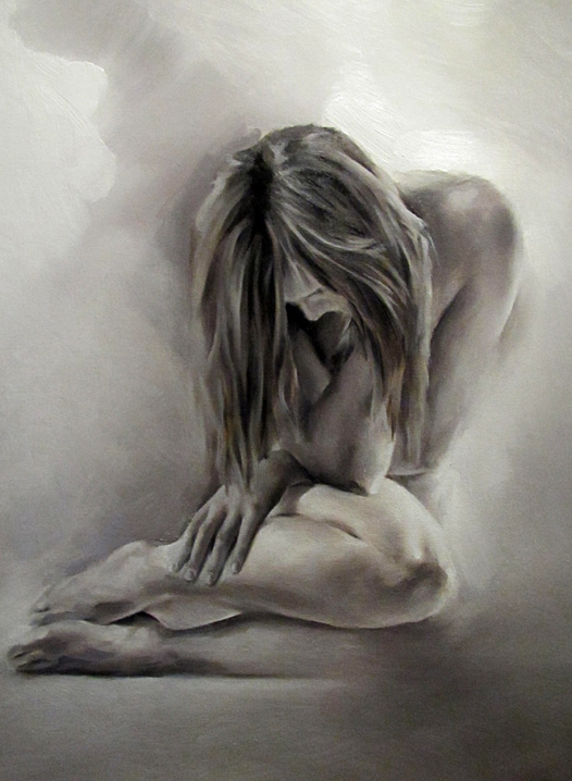 Artist Michael Fitzgerald | Female Figurative Artist  World Class Artists