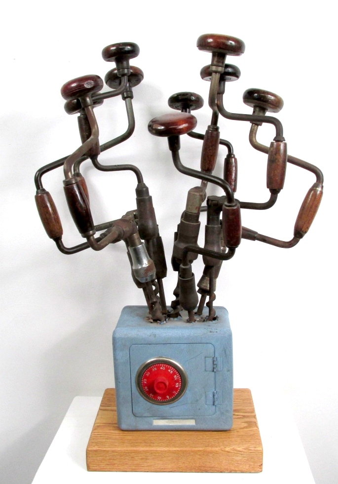 Found Objects Artist Bill Czappa  World Class Artist
