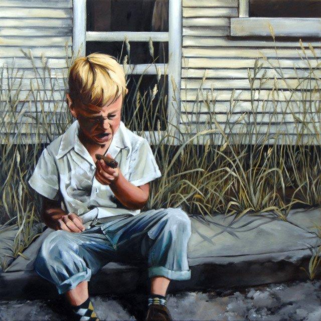 Cigar Boy