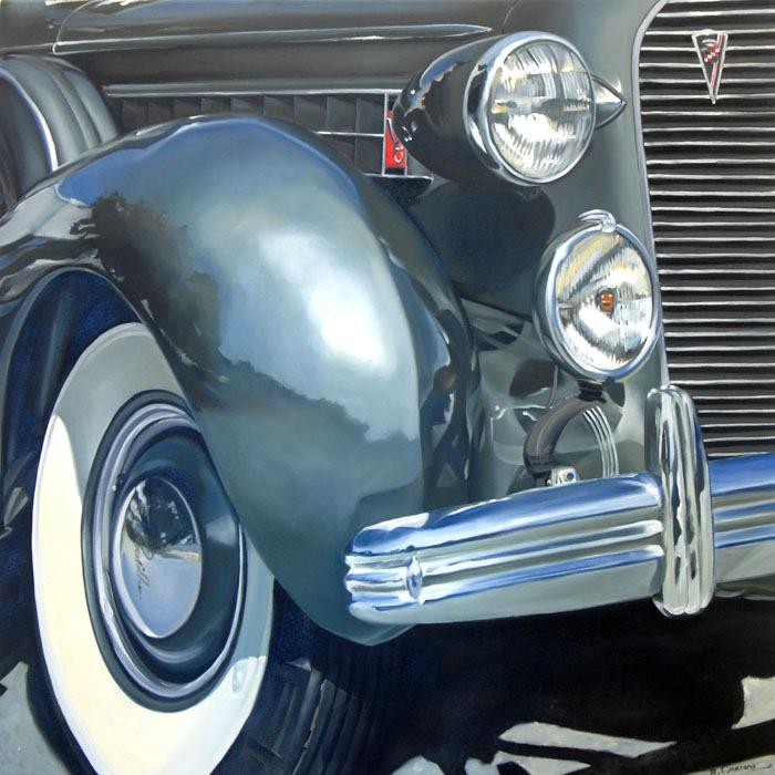 1936 Cadillac Fleetwood