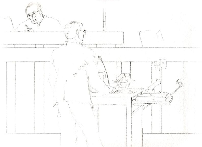 Judge Phillips and prosecutor