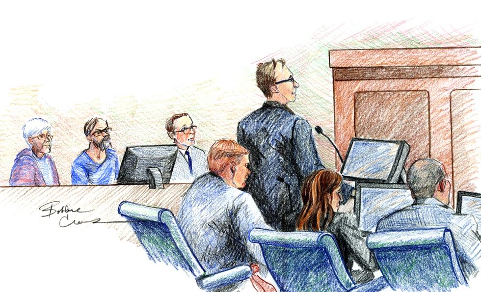 Trial of the Y-12 Protestors, 2013