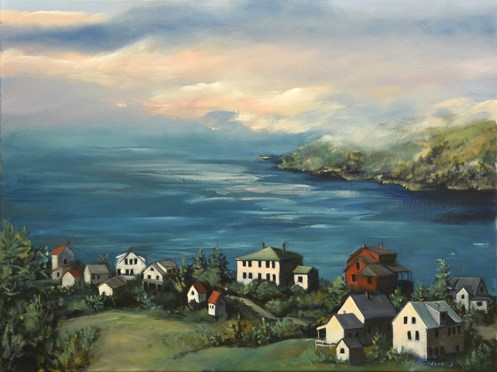 On Monhegan Island
